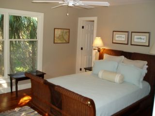 Edisto Beach house photo - bedroom