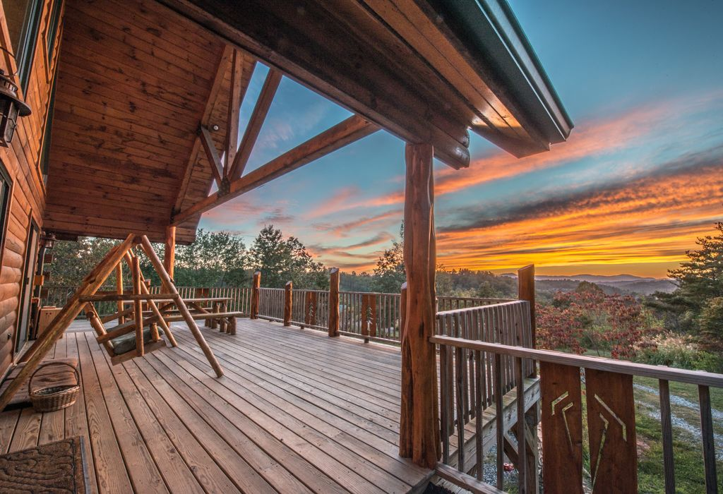 Private Rustic Hand Crafted Cabin With Vrbo