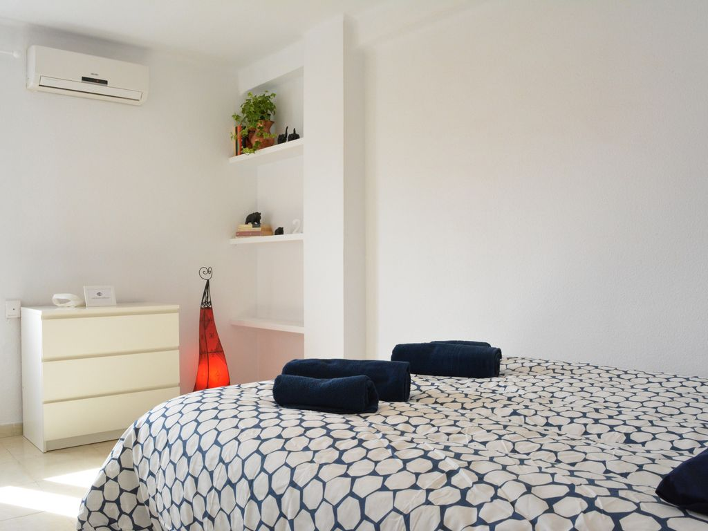 Comfortable apartment next to the Plaza of Spain and María Luisa Park