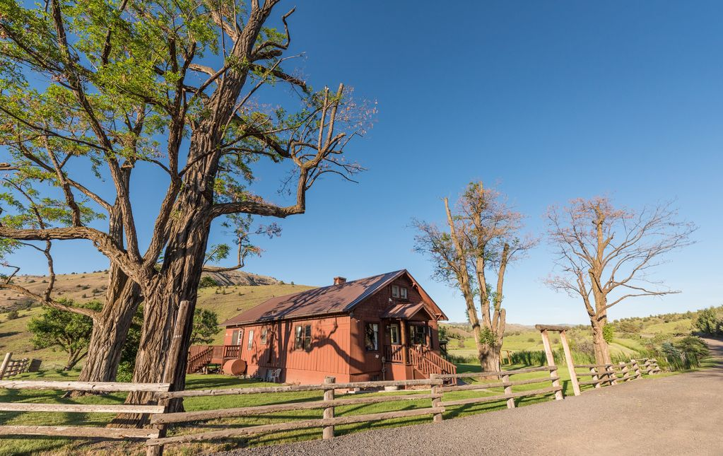 Bed And Breakfast Near Painted Hills Oregon