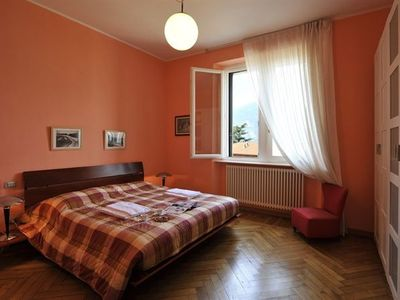 Varenna villa rental - All bedrooms are beautifully furnished
