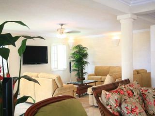 Marigot Bay villa photo - Enjoy your favorite movies on this flat screen TV