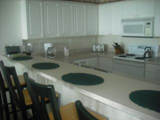 Cherry Grove Beach condo photo - Kitchen - plenty of features, plenty of space