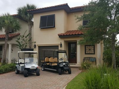 Villa Lago 1853- 2 Golf carts included in our Luxury Home!