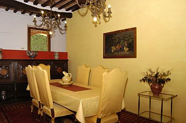 Montalcino farmhouse rental
