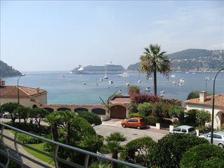 Saint-Jean-Cap-Ferrat condo photo - View from the terrace, west