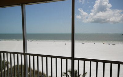 Beautiful Beach and Gulf of Mexico Views from your Great Room and Master Bedroom