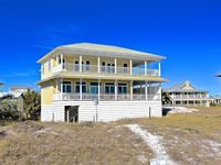Semper Fi: Spectacular, Newly Renovated Beach Front Home - Panoramic Gulf Views!
