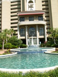 South Wind condo rental - Beautiful entrance