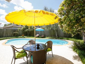 Marlyville - Fountainebleau apartment rental - Pool!