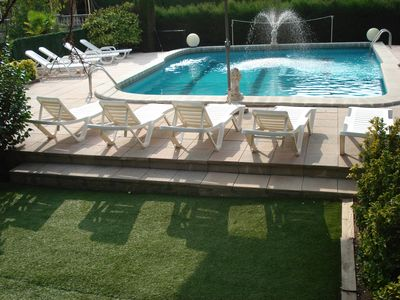 Property with POOL, PARK NAT.MONTSENY area and near COSTA BRAVA