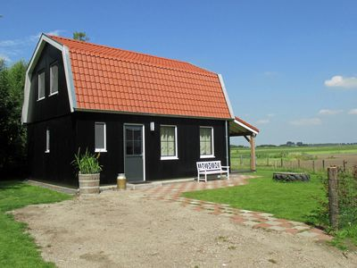 Cosy holiday home on a farm property near the Markermeer & Hoorn