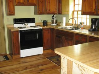 Madison cabin photo - Fully equiped kitchen