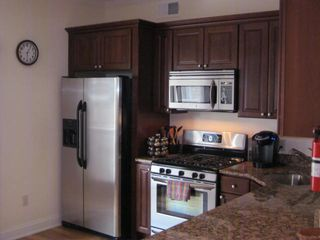 Seaside Heights condo photo - Granite countertops, all new stainless appliances, Keurig, micro, dishwasher.