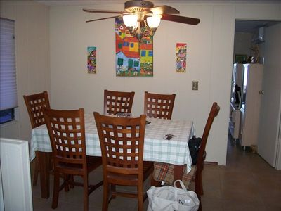 dining area in house