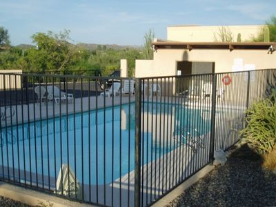 Pool available seasonally -