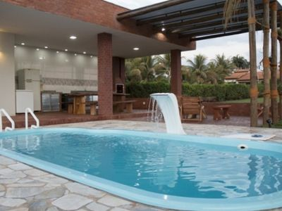 TRANQUILLITY, COMFORT, AQUATIC SPORTS AND FISHERY