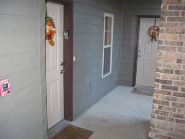 Outside Entry