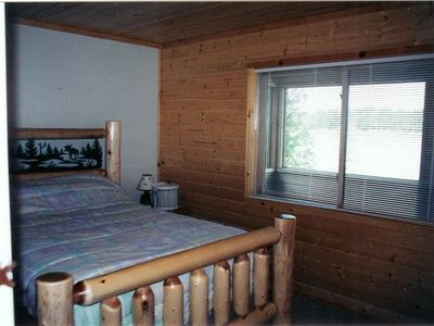 #2 Bedroom also has lake view.