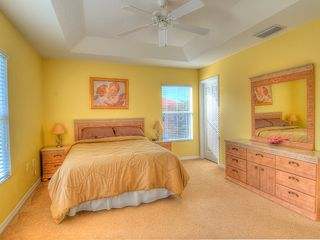 Crestwynd Bay townhome photo - Master Bedroom with En-Suite