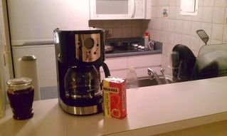 Isla Verde condo photo - coffee maker