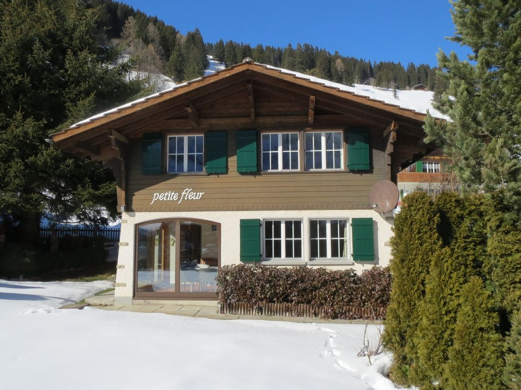 Holiday house, 75 square meters , Adelboden, Bern