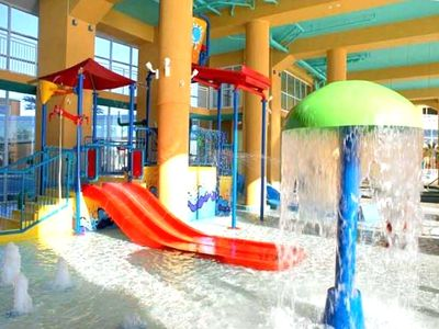 Waterpark at Splash Panama City Beach