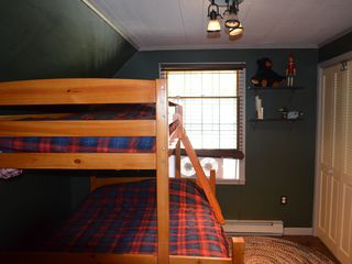 Bartlett chalet photo - Kids Bunk Room sleeps 3 comfortably