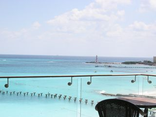 Cancun condo photo - balcony view