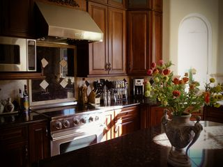 Kitchen close-up - Temecula estate vacation rental photo