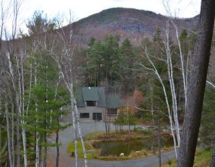 Lake Placid lodge photo - Hurricane Lodge and Little Crow Mt Visit: ADKVIEWS.com