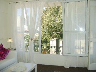 Spacious 1br with private roof terrace