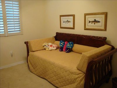3rd Bedroom with Day Bed and Trundle