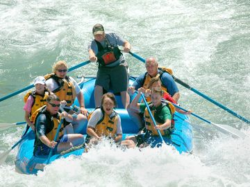 Top of Your Best Family Vacation with a River Trip!
