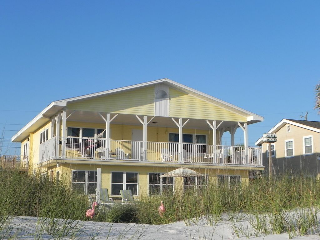 Family Oriented Classic Beach Home The Vrbo