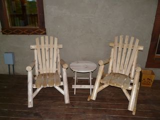 Gatlinburg cabin photo - RELAX.....Sit a Spell