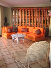 Puerto Vallarta condo photo - Gorgeous Custom Furniture in Livingroom