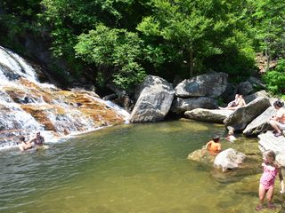 Franklin house photo - Cool off in a waterfall this summer!