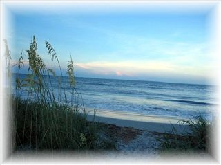 Harbor Island condo photo - Enjoy the beauty of this private beach. Harbor Island, a unique place to stay.
