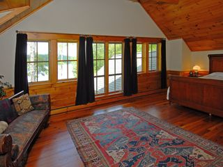 Moultonborough house photo - Master Bedroom