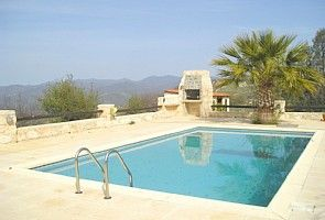 'SUPERB VIEWS' - 3 BED VILLA, TOTALLY PRIVATE SWIMMING POOL/SUNBATHE/ QUIET