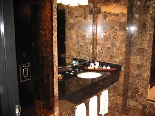 Reno condo photo - Luxury Marble Bathroom with Plasma TV and Rain forest Shower
