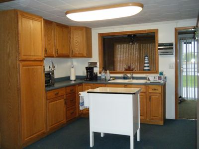 Cape Vincent cottage rental - Kitchen