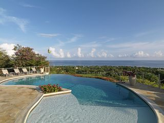 Montego Bay villa photo - The view is Great
