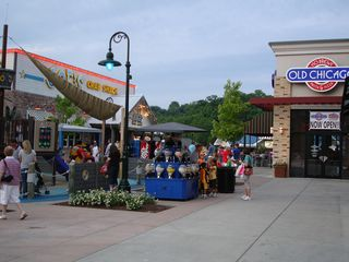 Branson hotel photo - Just A Start of the Dining At Branson Landing!