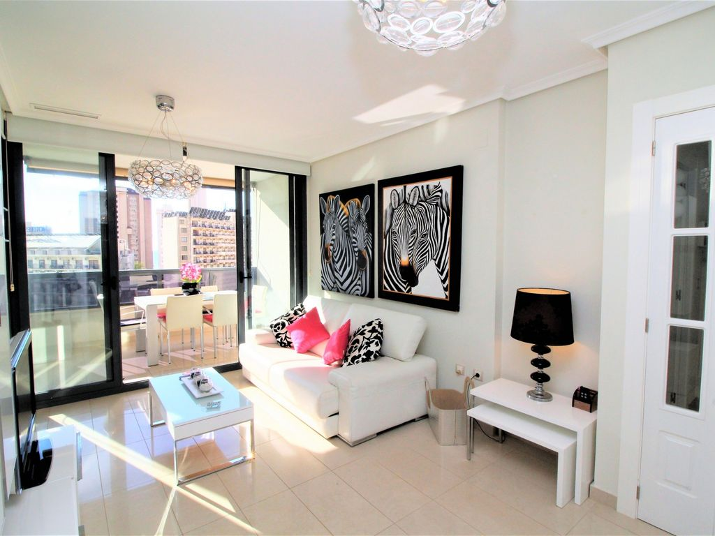 Gemelos 26-6-E - Apartment for 5 people in Benidorm