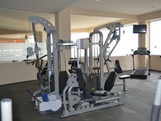Calafia villa photo - Work out facility includes machines, free weights, treadmills and exercise bikes