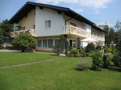 3 exclusive apartments in the heart of Velden am Wörthersee,