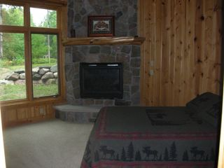 Longville cabin photo - Bedroom #2