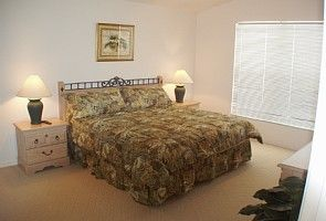 Spacious master bedroom with ensuite bathroom